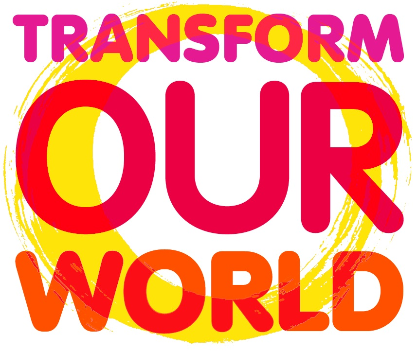 Transform our World logo