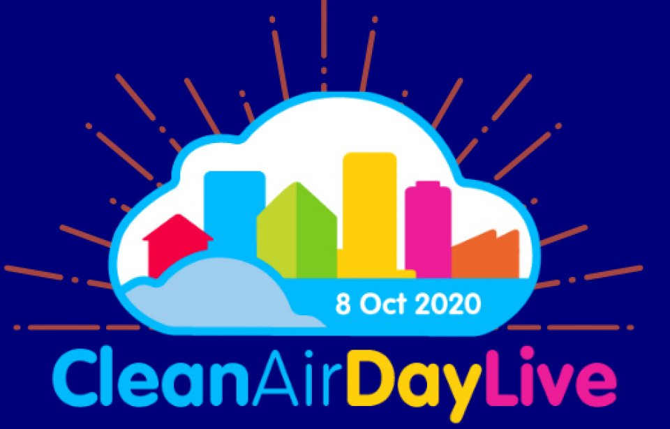 Global Action Plan announces first ever Clean Air Day LIVE virtual event