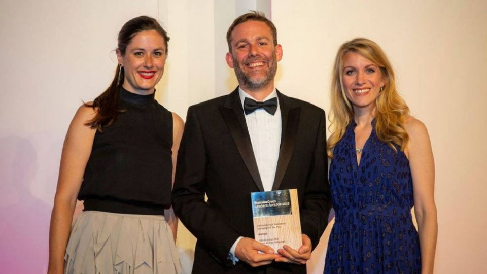 Newsletter: Clean Air Day is a winner at Business Green Leaders Awards