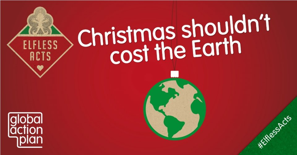 Newsletter: Merry Christmas from Global Action Plan