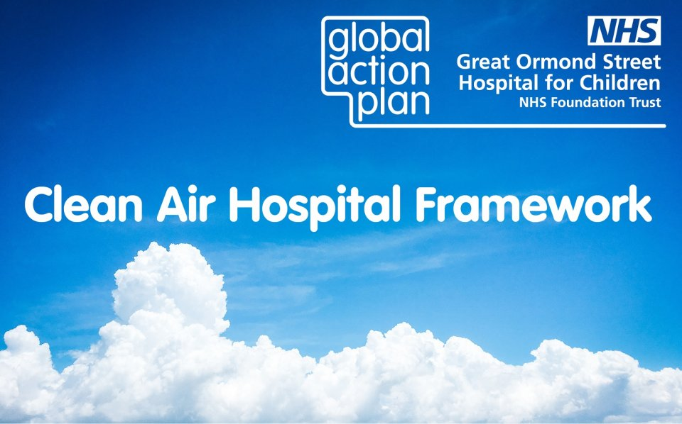 Launch of the Clean Air Hospital Framework