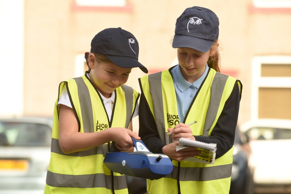 Clean Air for Schools programme launches in Manchester